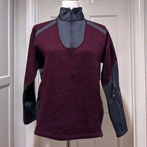 EMS Women's 1/4 Zip Pullover Sweater